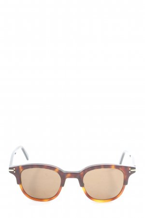 Celine Paris Glasses brown-light orange casual look