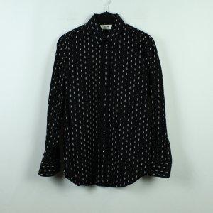 Celine Paris Shirt Blouse black-white cotton
