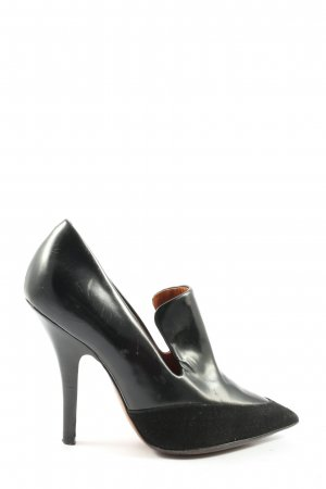 Celine Paris Spitz-Pumps