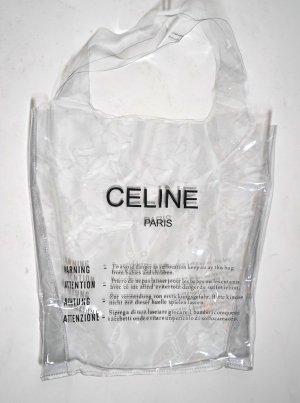 Celine Paris transparent plastic bag / shopper