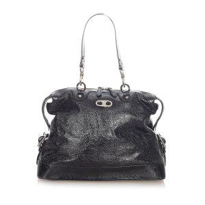 Celine Patent Leather Handbag