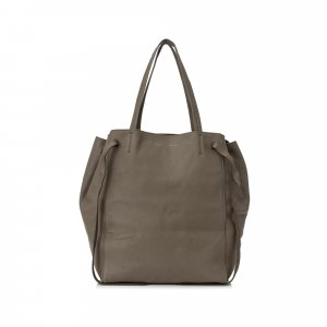 Celine Tote brown leather