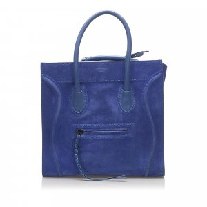 Celine Phantom Suede Leather Handbag