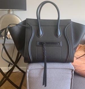 Celine Phantom Tasche all black