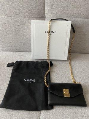 Celine Mobile Phone Case black