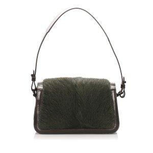 Celine Pony Hair Shoulder Bag
