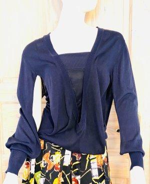 Celine Pullover Gr. M, Seide