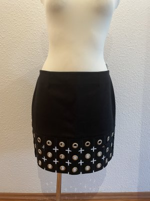 Celine Miniskirt dark blue