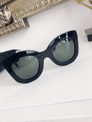 Céline S005 Butterfly Sunglasses black