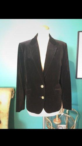 Celine Paris Blazer in lana nero