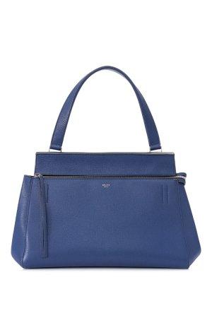 Celine Small Edge Leather Handbag