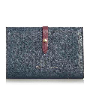Celine Small Multifunction Strap Wallet