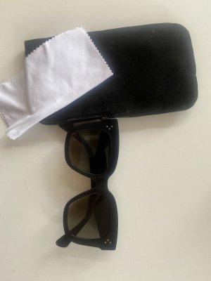 Celine Butterfly Glasses black