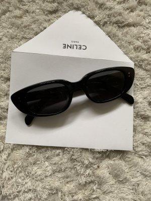 Celine Paris Okulary retro czarny