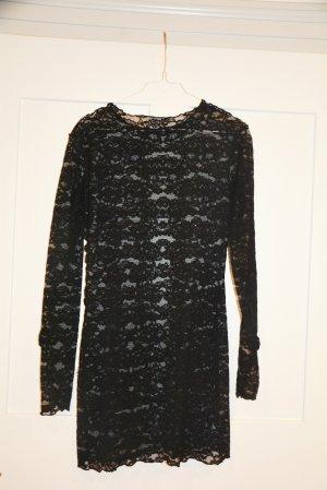 Celine Spitzenkleid Mini Kleid Spitze Longtop FR 36 = XS 34 D