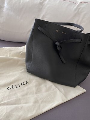 Céline Tasche, Cabas Phantom in dunkelgrau