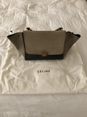 Celine Trapez mit Kroko Optik