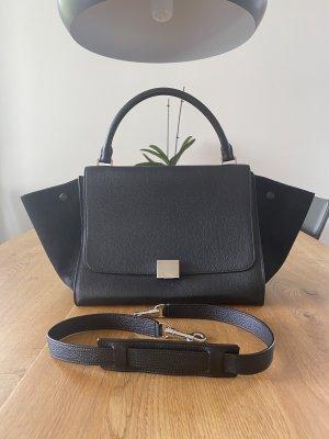 CELINÉ Trapez ORIGINAL Tasche schwarz
