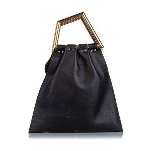 Celine Triangle Open Sac Handbag