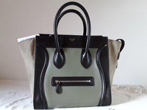 Céline Tricolore Mini luggage bag