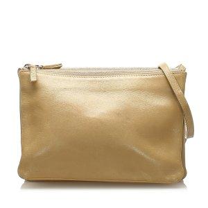 Celine Trio Leather Crossbody Bag