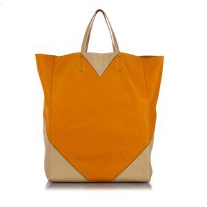 Celine Vertical Coeur Cabas Tote Bag