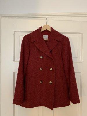 Celine Veste en laine rouge framboise-rouge