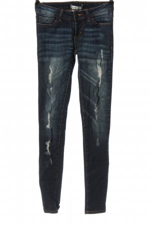 cello jeans Tube Jeans blue casual look