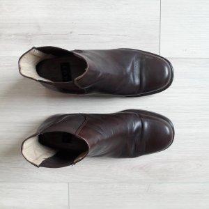 Ohne Botas bajas marrón