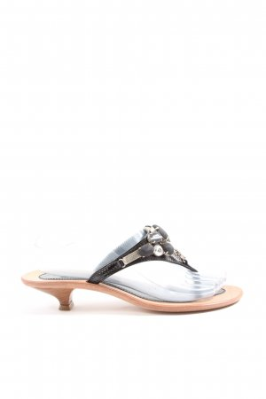 Cenedella Flip-Flop Sandals multicolored casual look