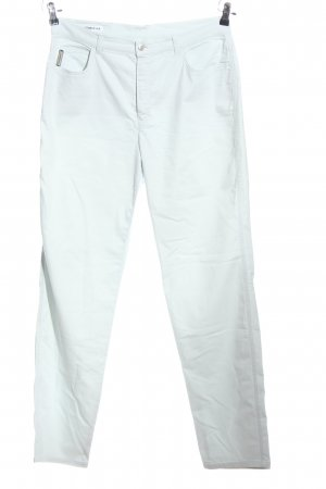 cerruti 1881 Five-Pocket Trousers white casual look
