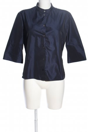 cerruti 1881 Short Sleeved Blouse blue casual look