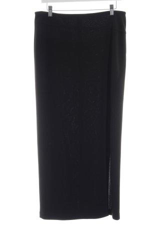 cerruti 1881 Maxi Skirt black elegant