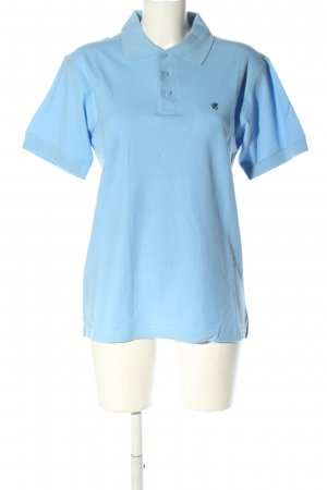 cerruti 1881 Polo Shirt blue casual look