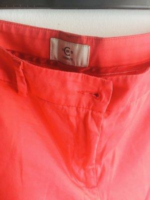 cerruti 1881 Spodnie 7/8 czerwony-ceglasty Bawełna