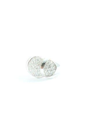 cerruti 1881 Silver Ring silver-colored elegant