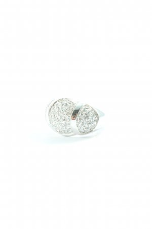 cerruti 1881 Srebrny pierścionek srebrny Elegancki