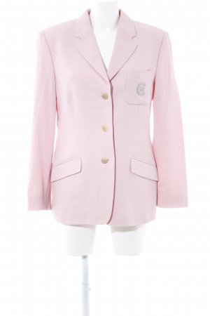 cerruti 1881 Woll-Blazer rosé Casual-Look