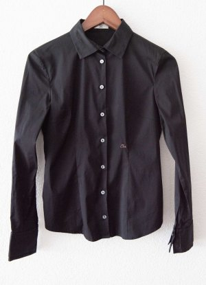 Cerruti Bluse in schwarz
