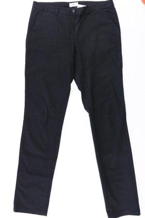 Cerruti Hose  Größe 46 schwarz aus Baumwolle