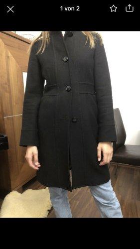 Cerruti Cappotto in lana nero