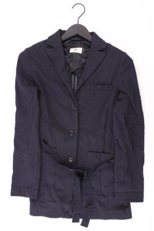 Cerruti Mantel Größe 42 blau