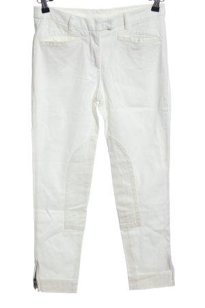 Cerruti Jersey Pants white casual look