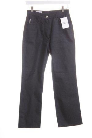 Cerruti Straight-Leg Jeans dunkelblau Casual-Look