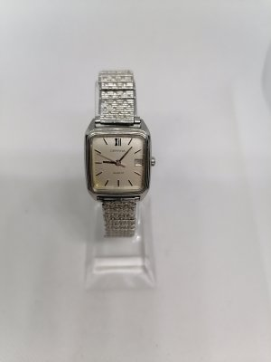 Certina Watch With Metal Strap silver-colored