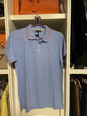 Cesare Paciotti T-Shirt azure