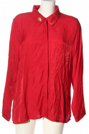 cest paris Long Sleeve Shirt red casual look