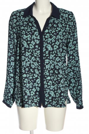 cest paris Long Sleeve Shirt allover print business style