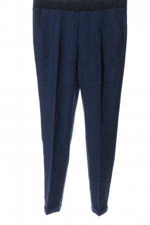 cest paris Jersey Pants blue-black flecked casual look