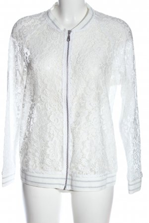 cest paris Bluzon biały W stylu casual